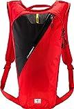 MAVIC Crossmax Hydro Pack 5L Sport/Bicicleta–Mochila de hidratación Rojo/Negro